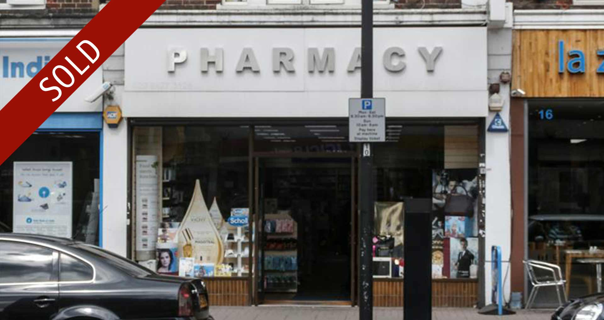 Keencare Pharmacy, Greater London (Branches in Harrow & Victoria)
