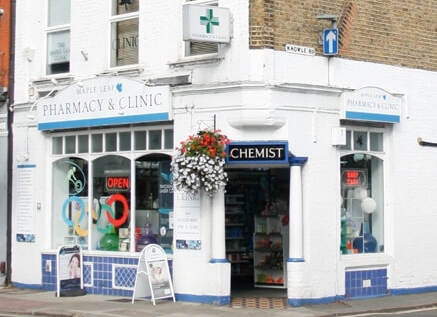 Twickenham based pharmacy sold to JMW Vicary Ltd