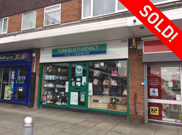Sale of M&A Weinronk Pharmacy, Chester