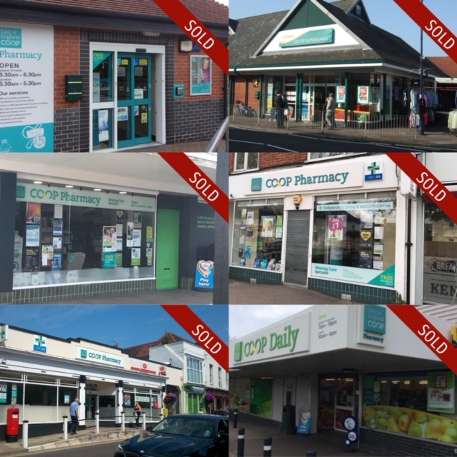 Suffolk Group Pharmacy Sale