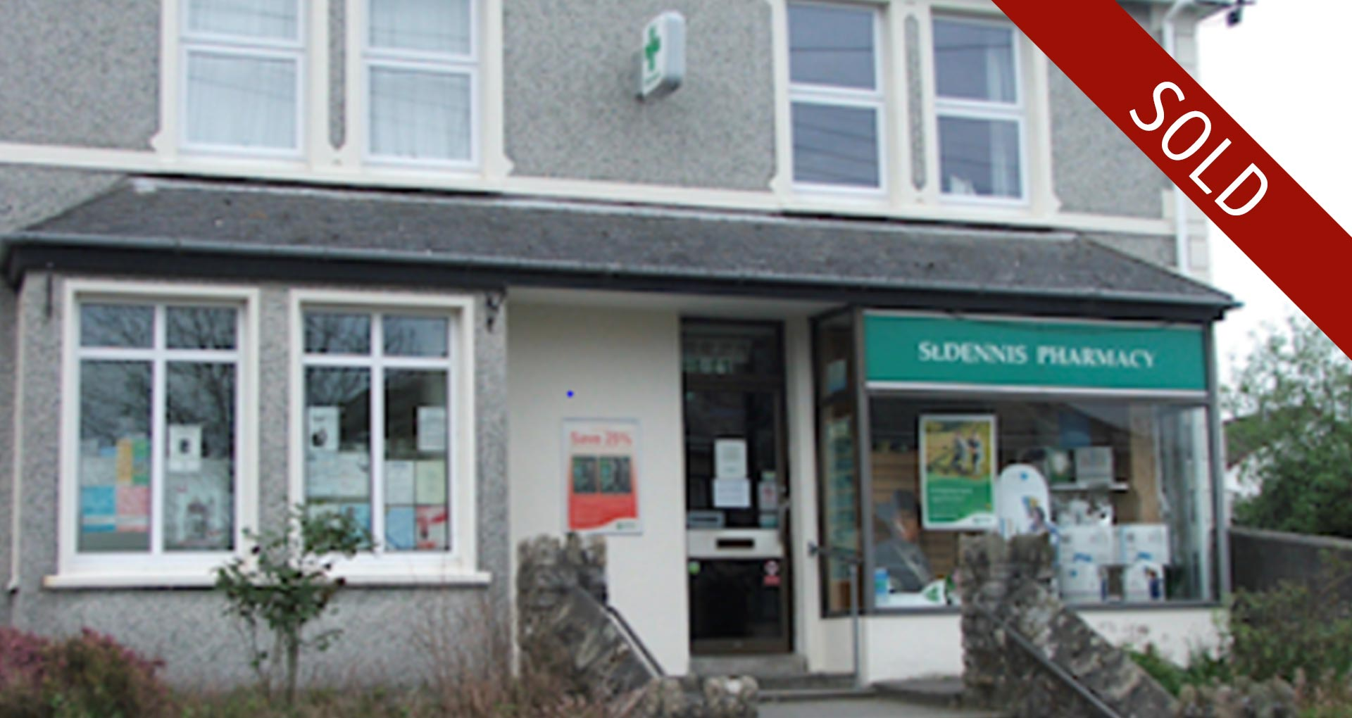 Cornwall pharmacy completion