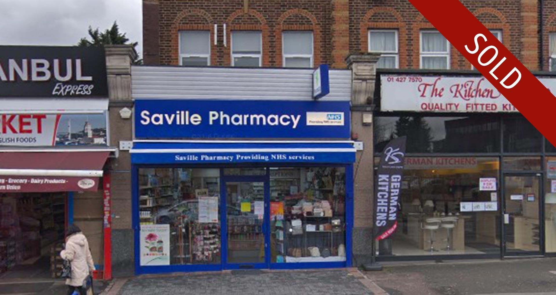 Harrow pharmacy sale completion
