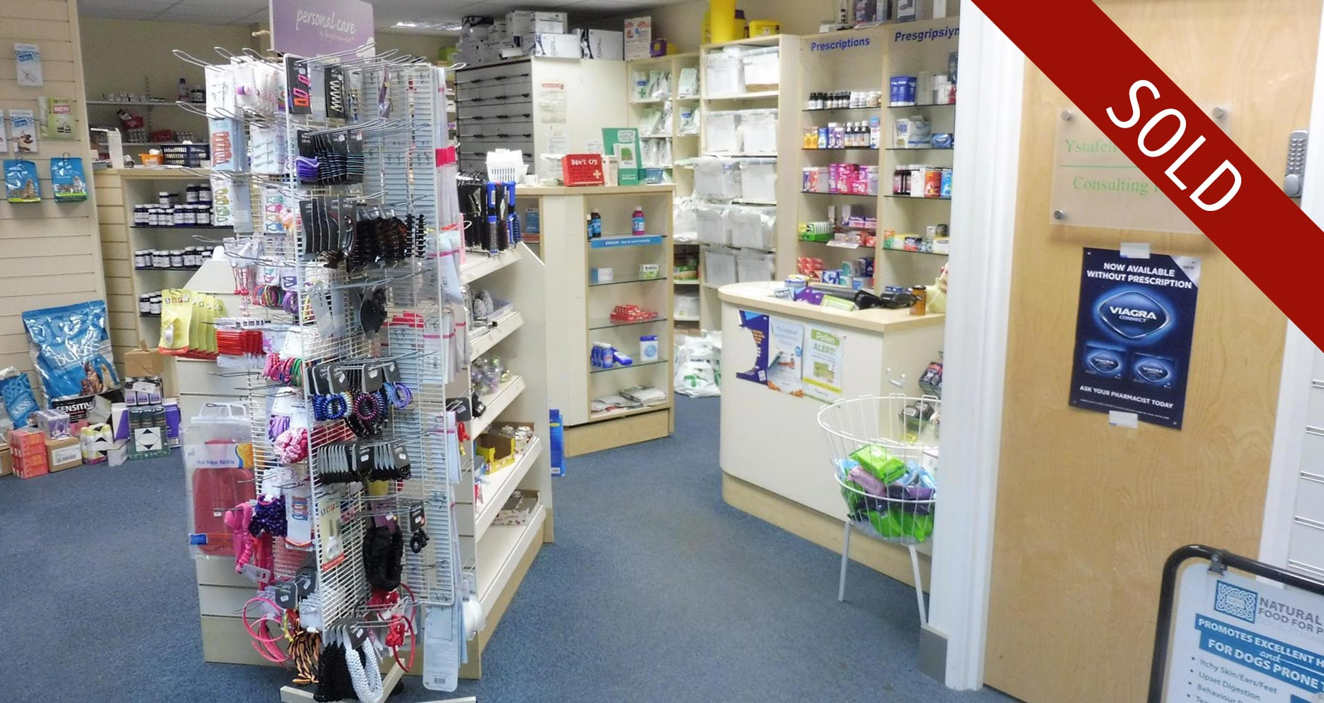 Gravells Pharmacy in Llangennech sold to local independent