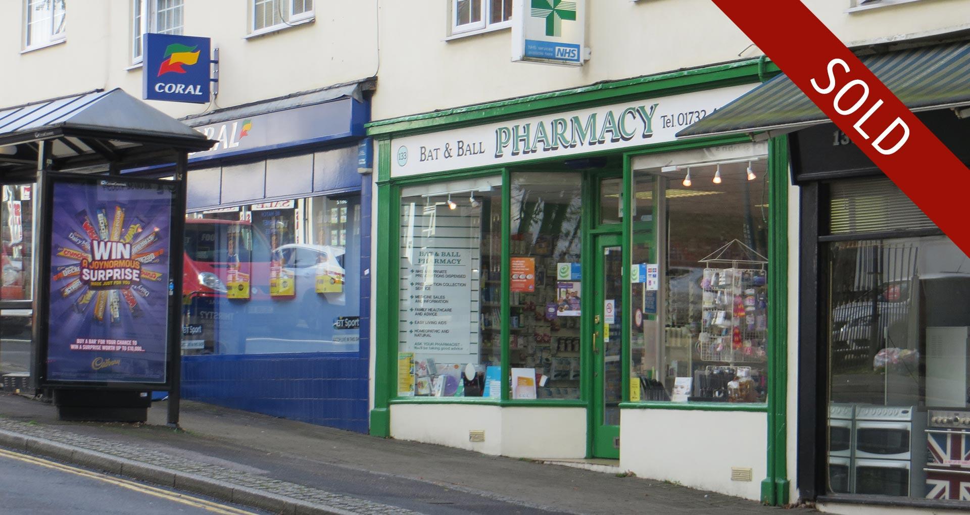 Kent Pharmacy Sale