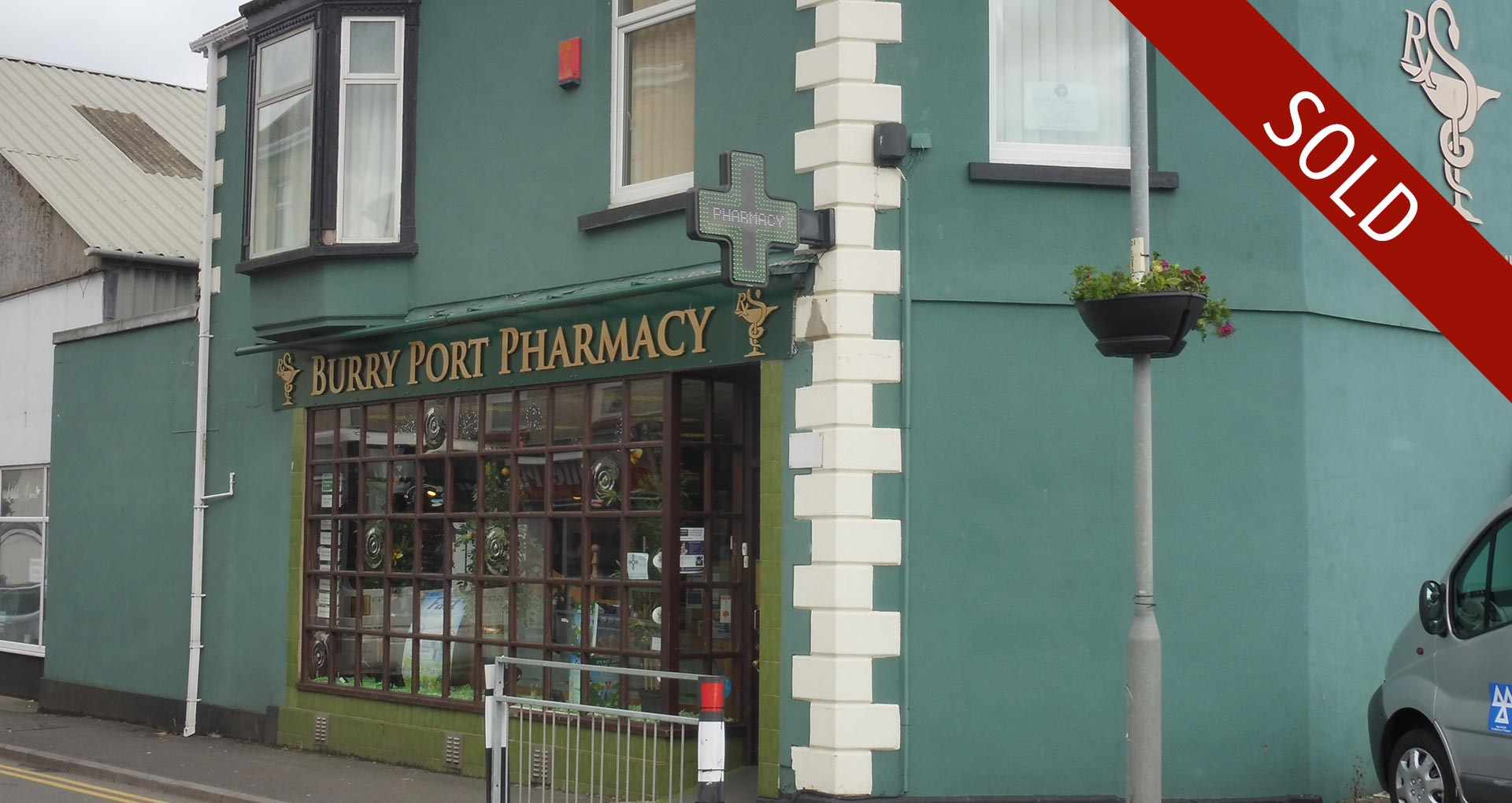 Carmarthenshire Pharmacy Sale Completed