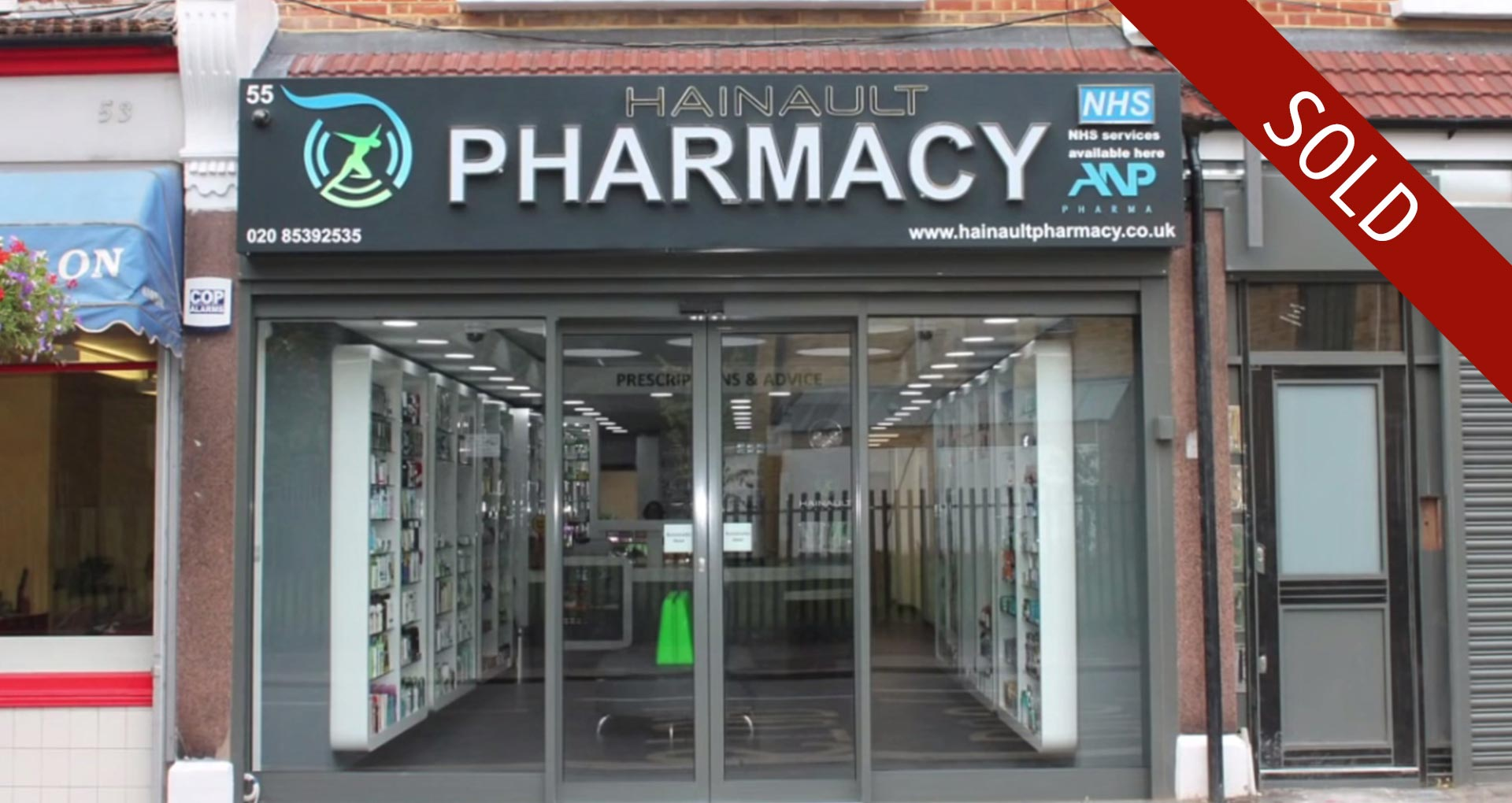 North East London Pharmacy Completion