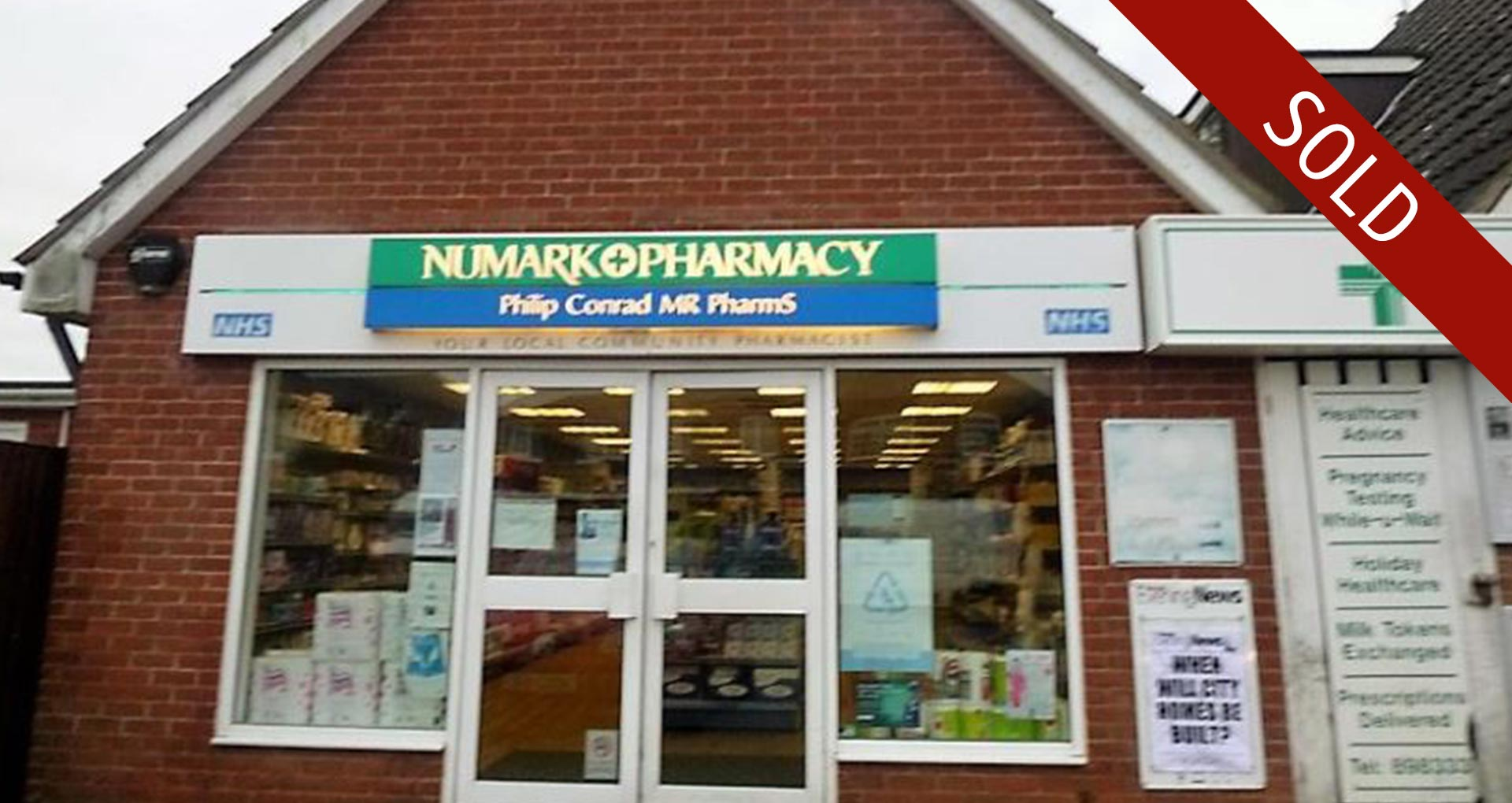 Norfolk Pharmacy Completion