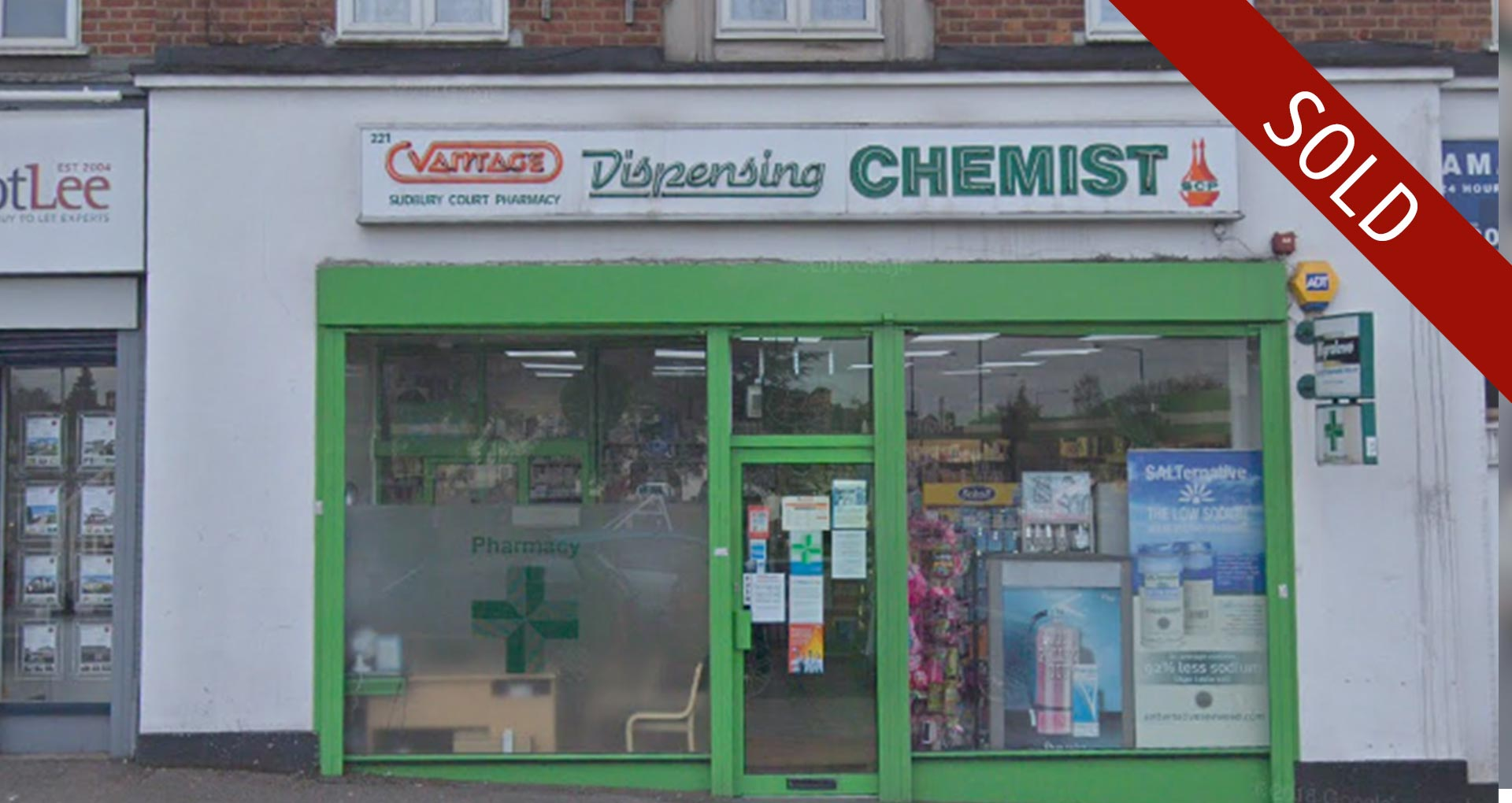 Harrow pharmacy sold to first time buyer