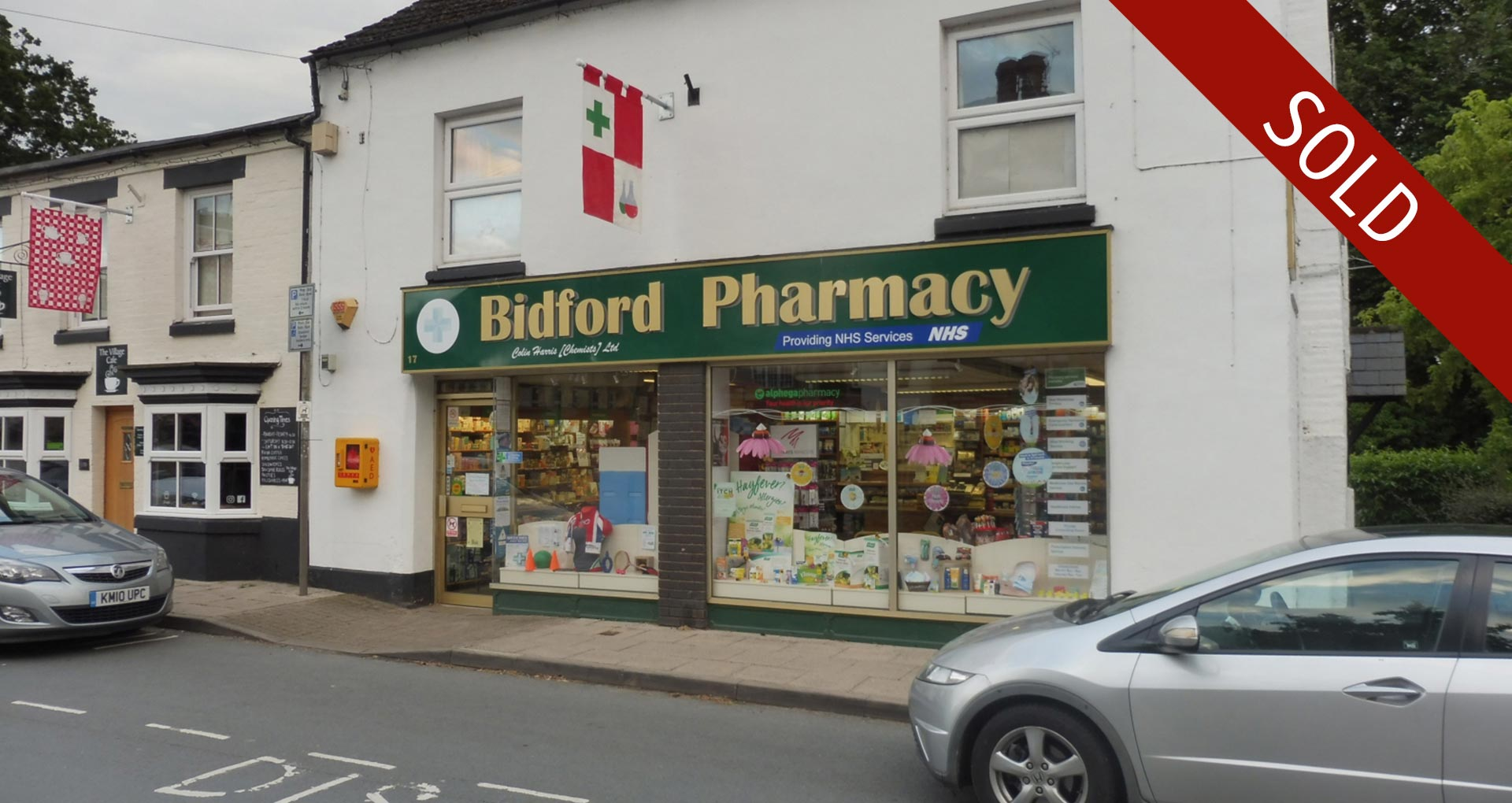 Warwickshire Pharmacy Completion