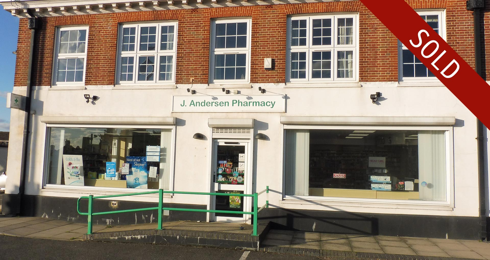 East Sussex Pharmacy Completion