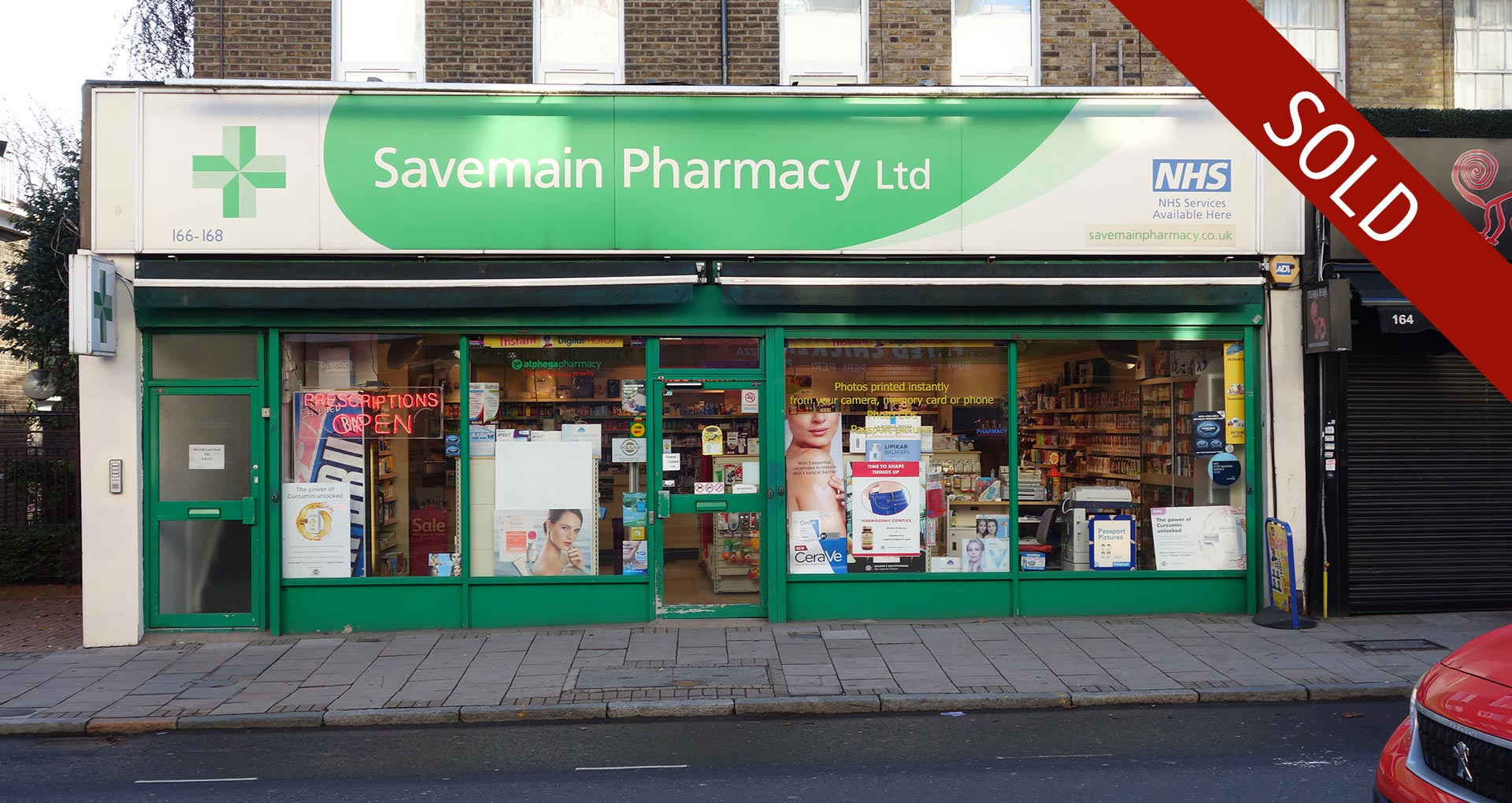 North London Pharmacy Sale Completed